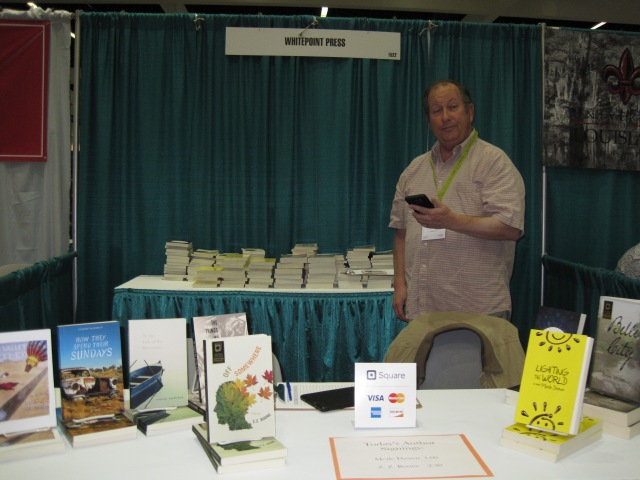Gerry at AWP